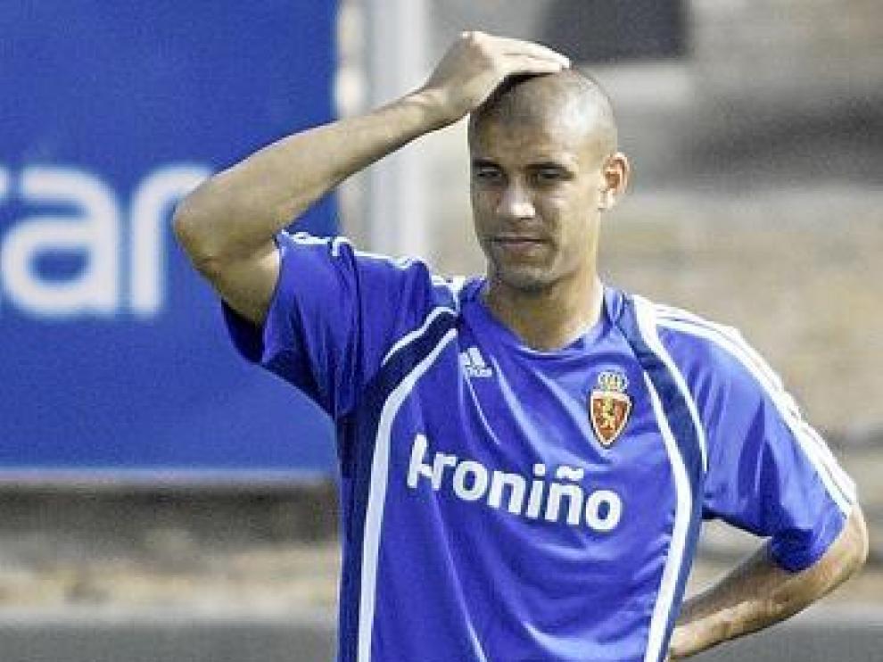 Carlos Diogo, en la Ciudad Deportiva.