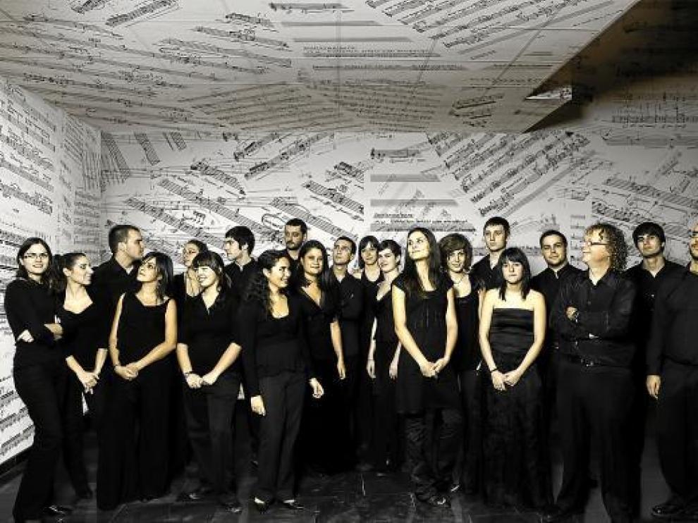 Camerata Aragón, la Orquesta de Cámara del Conservatorio.