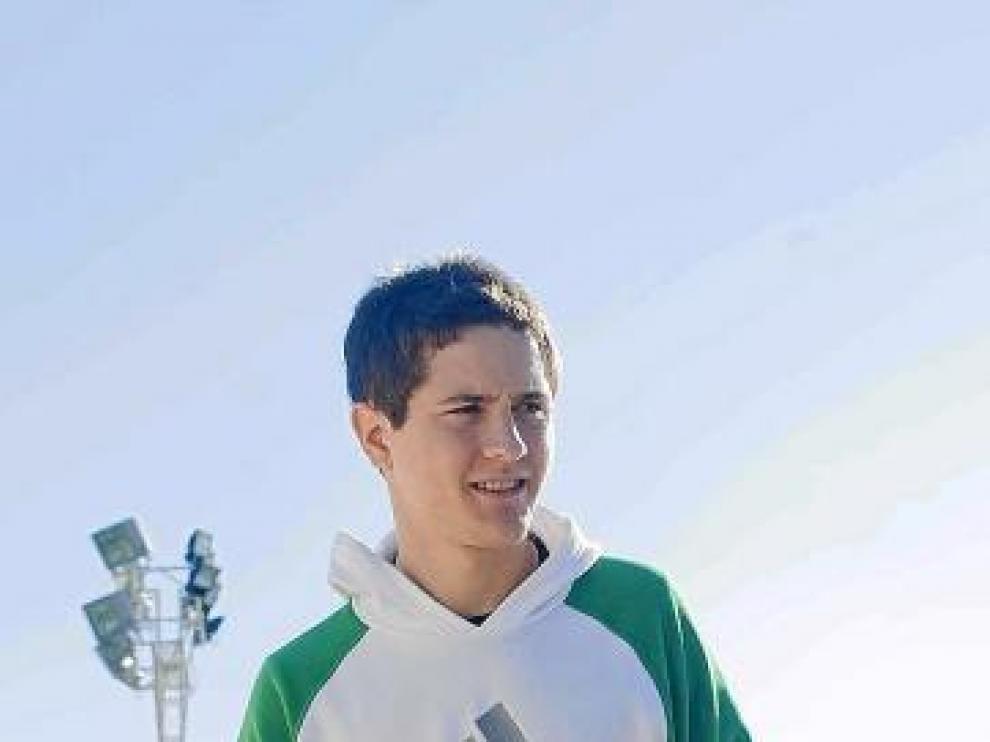Ander Herrera, en las instalaciones de la Ciudad Deportiva.
