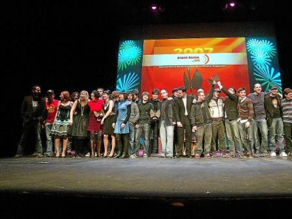 Los Premios de la Música Aragonesa celebran su gran noche en el Principal