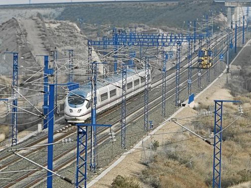 Los 3.000 viajeros afectados por la rotura de la catenaria del AVE no serán indemnizados