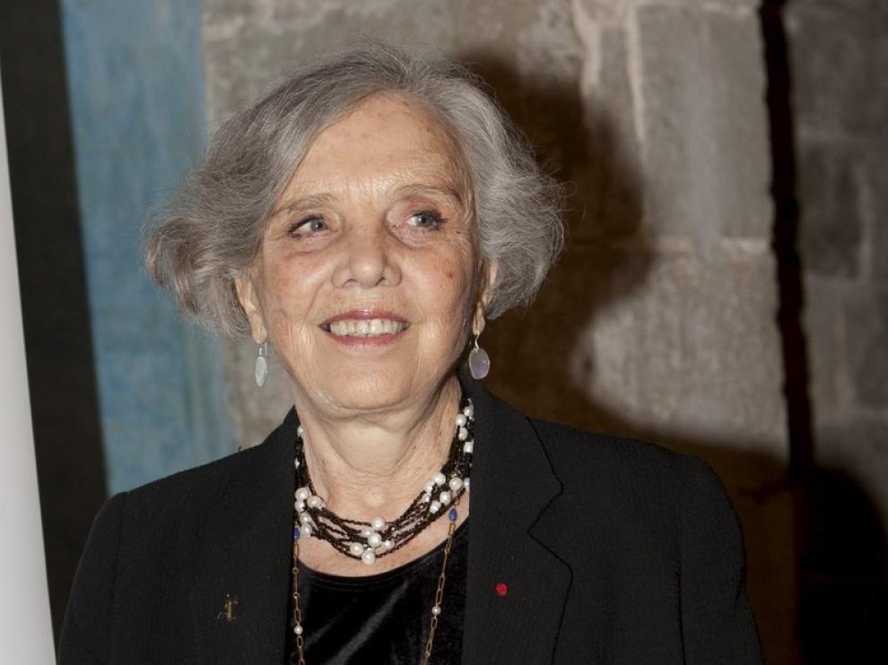 Elena Poniatowska, la ganadora del premio de Biblioteca Breve