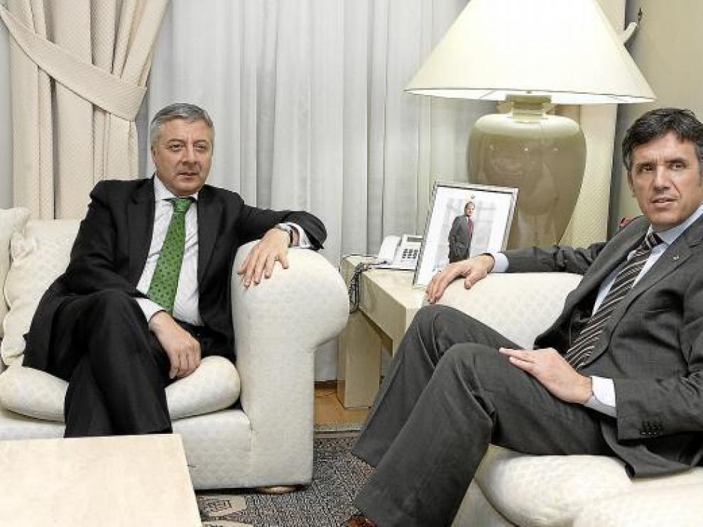 El Gobierno prevé invertir en Aragón 467  millones menos de lo que fija el Estatuto