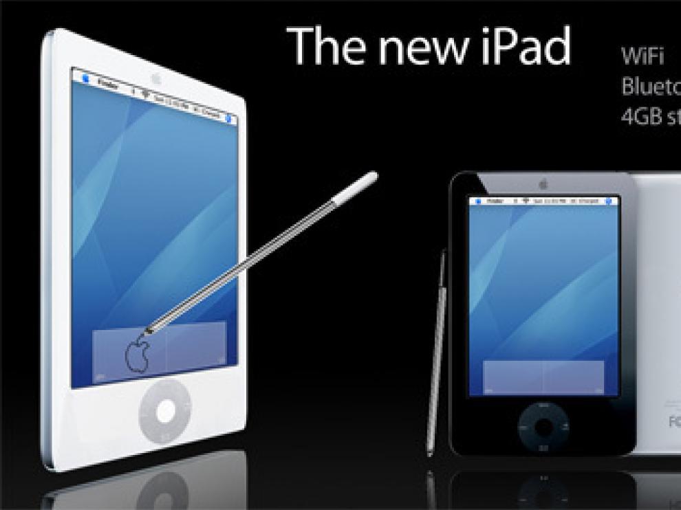 Así será el nuevo Ipad