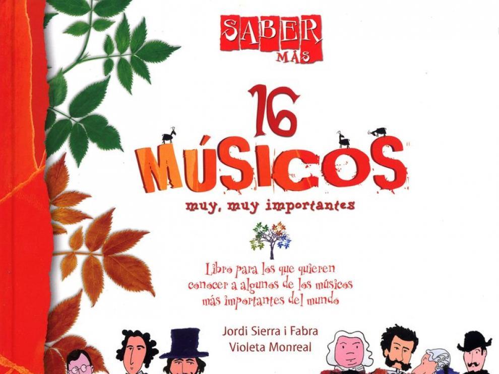 '16 músicos muy, muy importantes'