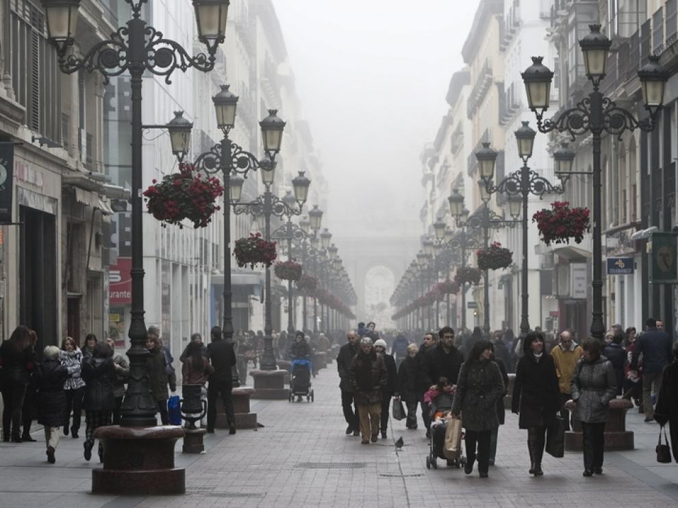 Zaragoza no tiene protocolo contra la contaminación porque no llega a los parámetros máximos.