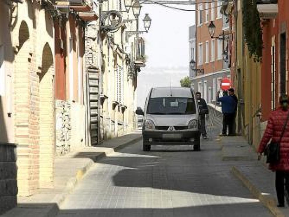 La prohibición de circular a más de 20 km/h por el casco viejo entrará en vigor en un mes