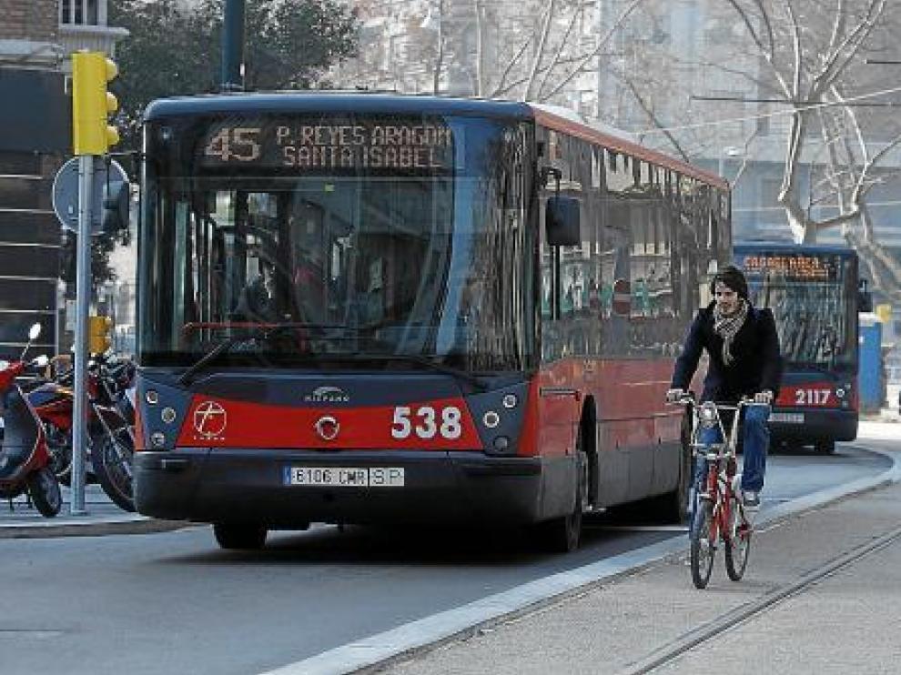 Las bicis son ya una realidad en el tráfico urbano