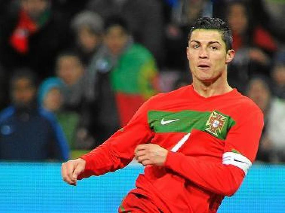 El Portugués del Madrid, Cristiano Ronaldo