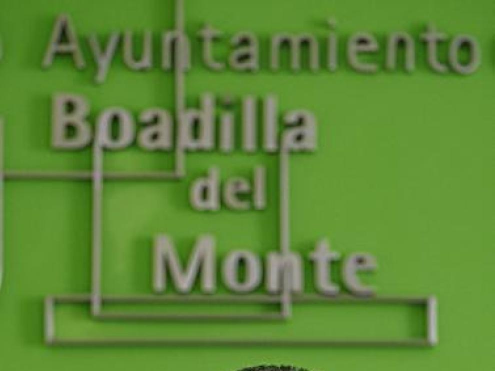 Juan Siguero, alcalde de Boadilla, en una imagen de archivo.