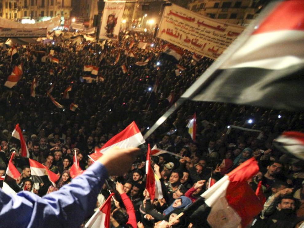 Las protestas siguen en las calles