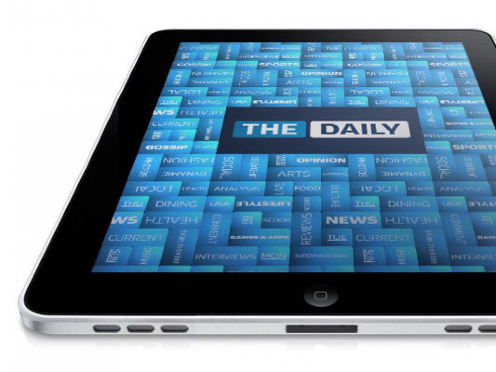 'The Daily', el nuevo periódico exclusivo para iPad