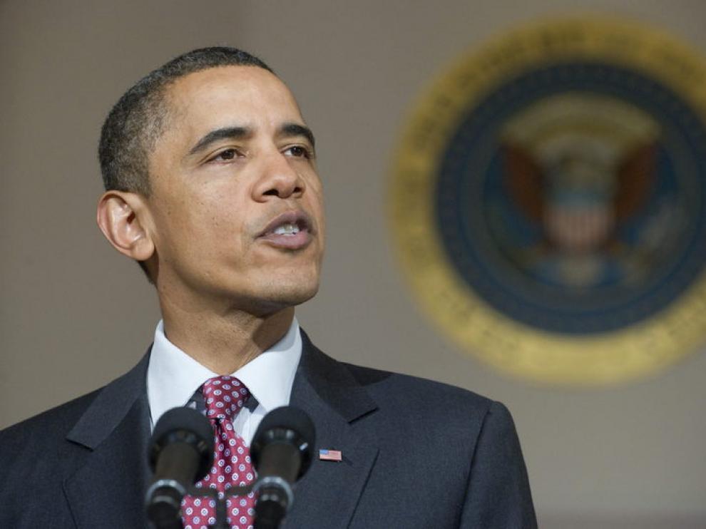 Obama, en comparecencia de prensa