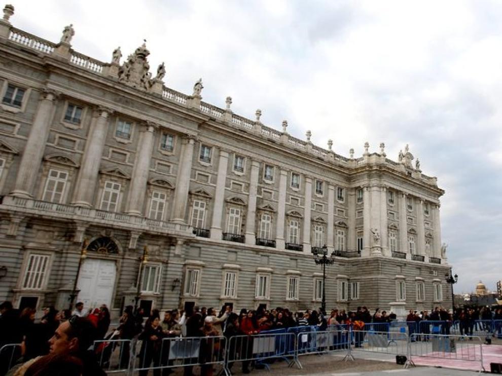 El Teatro Real acogera la ceremonia