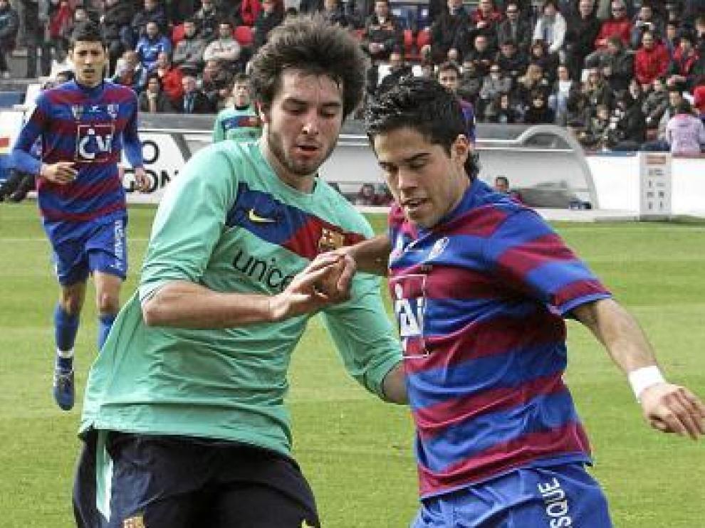 El partido fue muy disputado en varias fases.