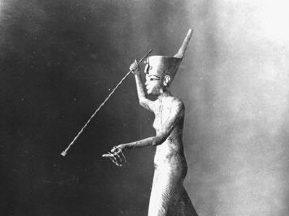 Una de las piezas robadas del Museo de El Cairo