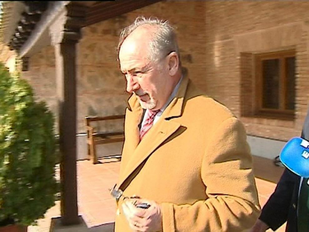 Rodrigo Rato, exministro de Economía y exvicepresidente del Gobierno