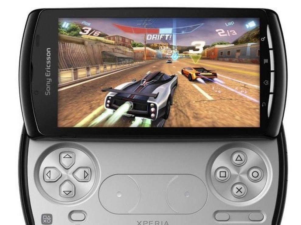 El nuevo móvil de Sony.
