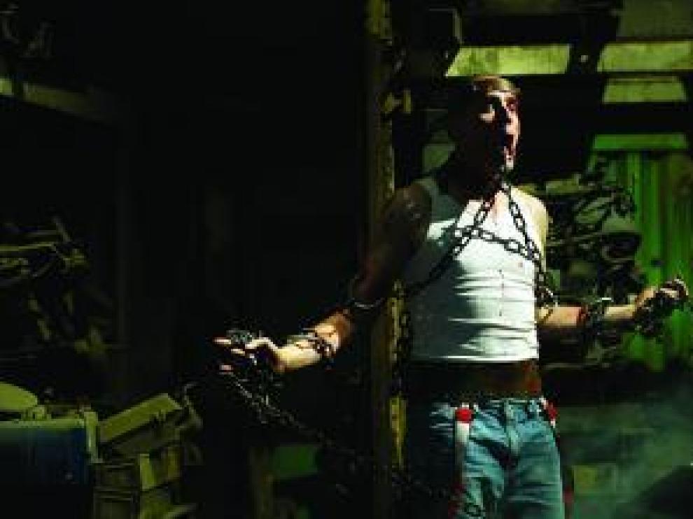 Fotograma de 'Saw VII 3D', dirigida por Kevin Greutert.