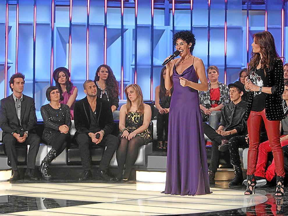 Imagen de la primera gala