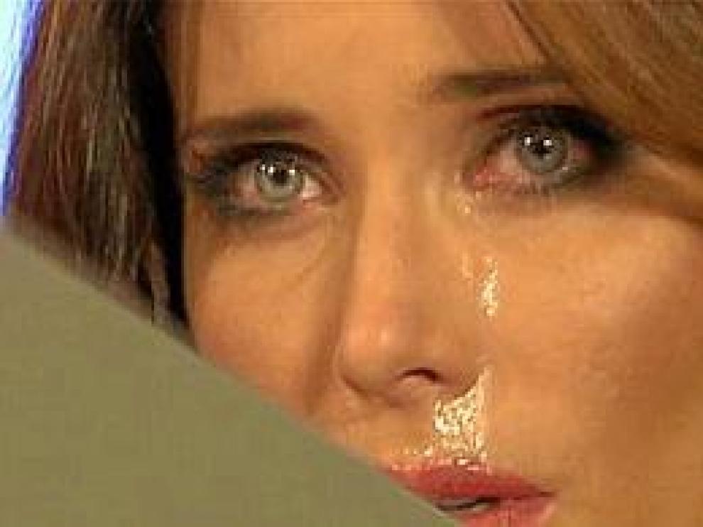 Pilar Rubio y Geno no pudieron evitar las lágrimas en esta edición de 'Operación triunfo'.