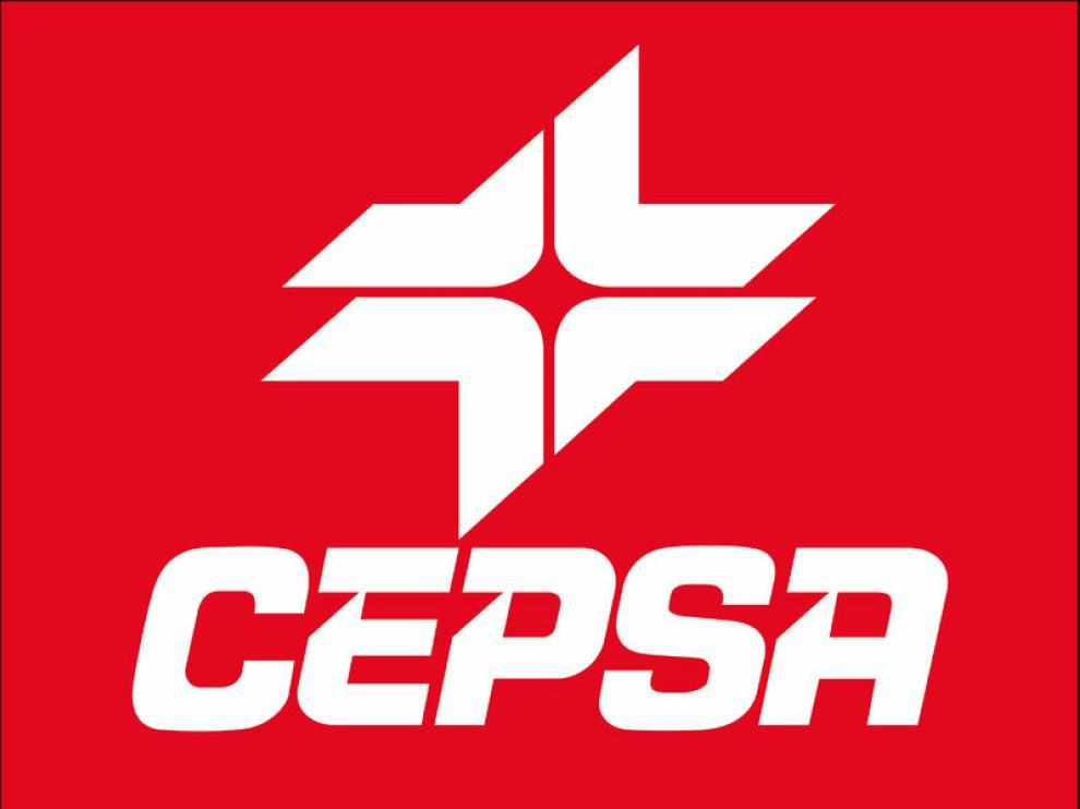 Logo de Cepsa.