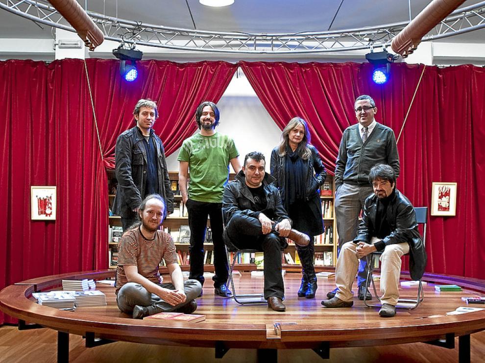 Miembros de la antología