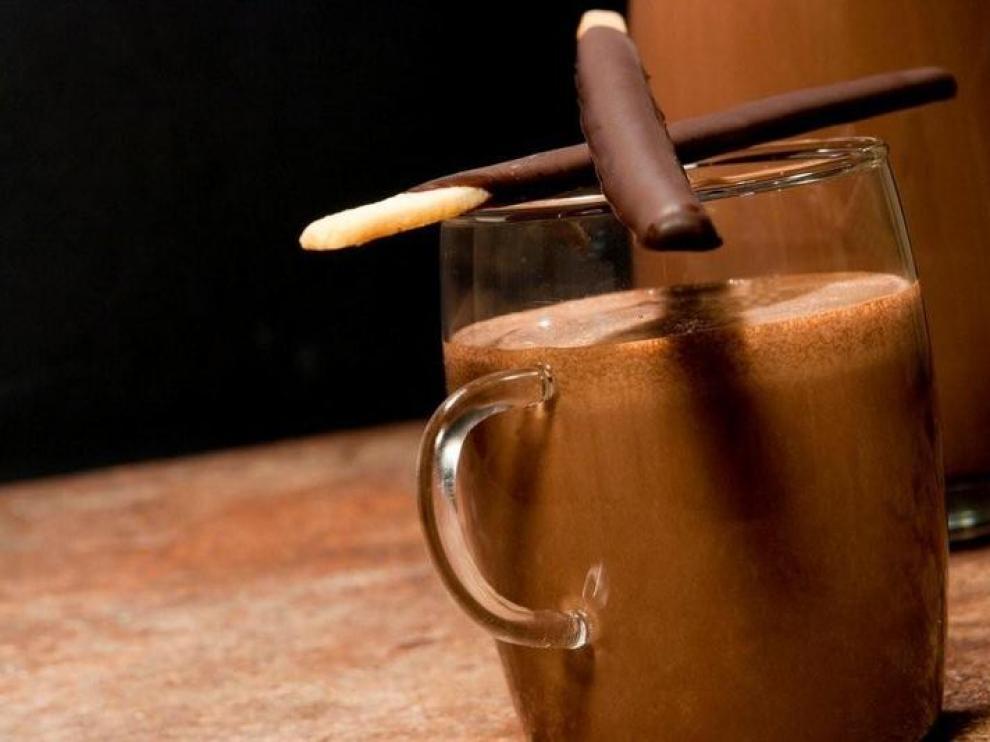 Batido vigorizante de cacao