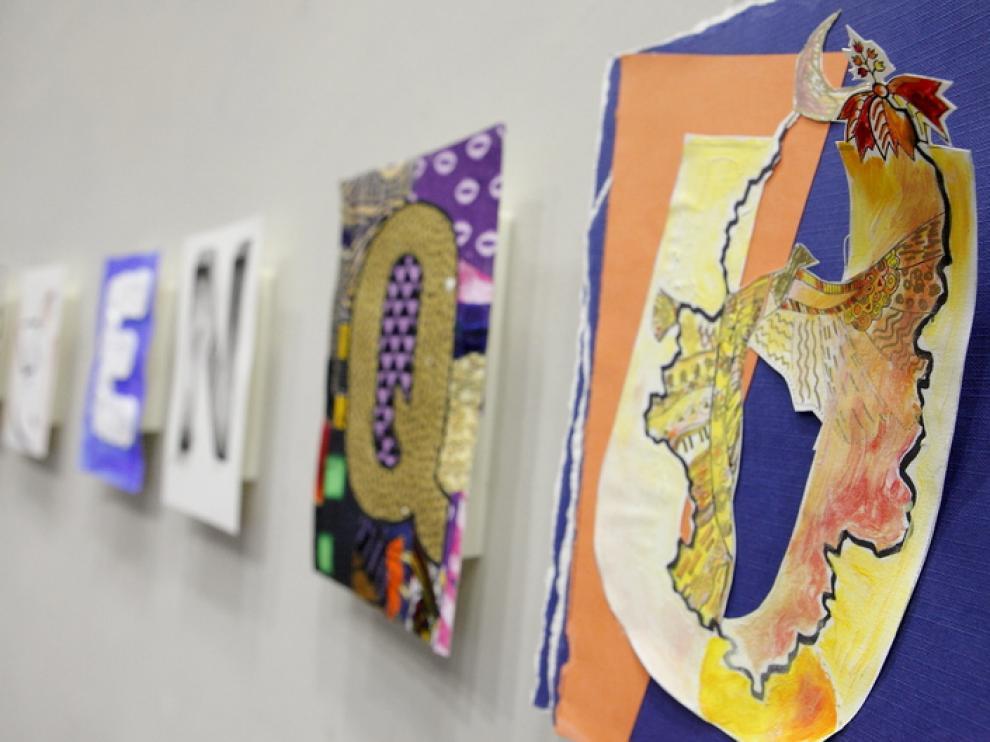 Exposición sobre el 'Canto a la libertad' de Labordeta en el Paraninfo