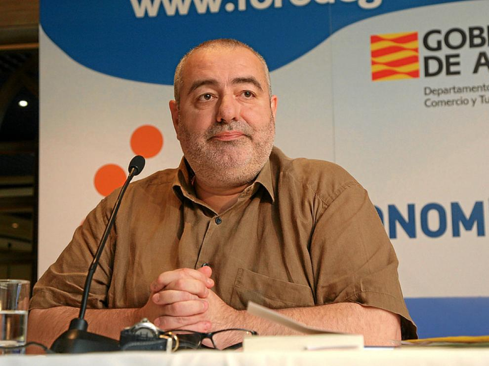 Santi Santamaria venía a menudo a Aragón, donde gozaba de la admiración y de la amistad de cocineros y expertos en gastronomía