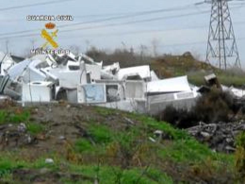 Sesenta investigados por destruir neveras de forma ilegal y liberar gases tóxicos