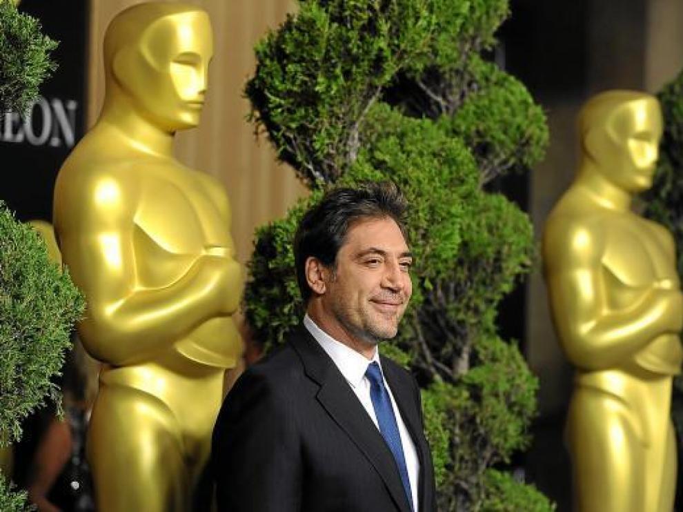 Javier Bardem opta al Óscar al mejor actor por su papel en la película 'Biutiful'.