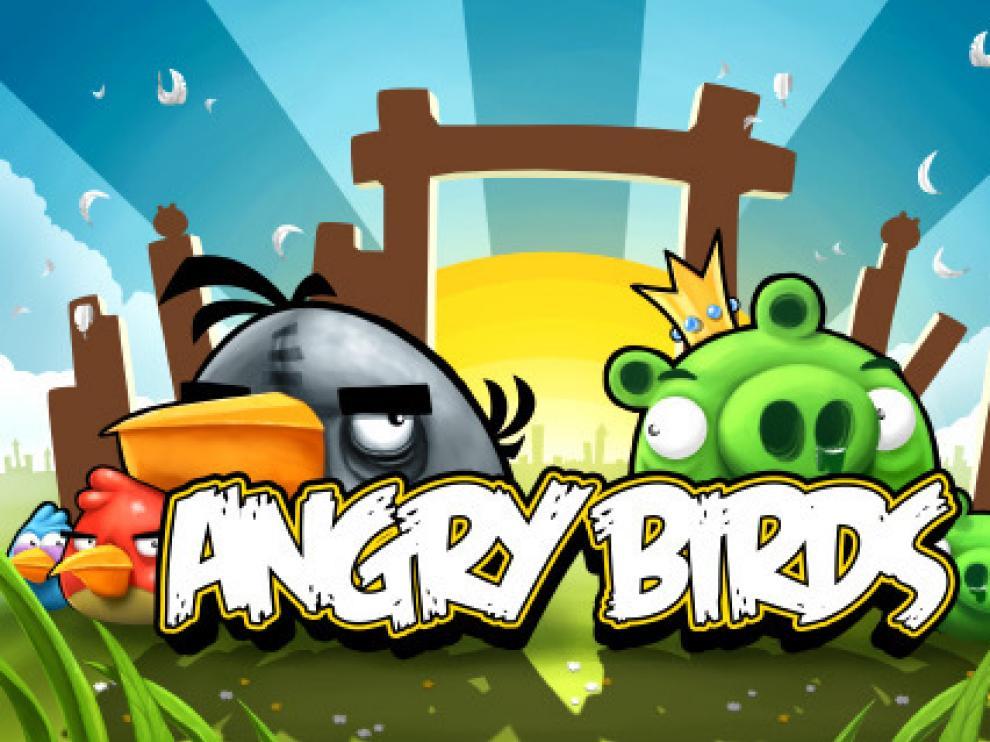 Presentación del videojuego 'Angry Birds'