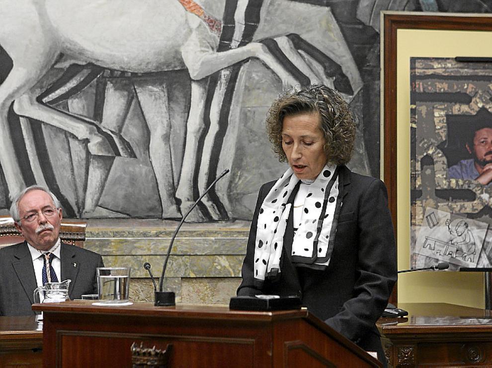 Ana Isabel Pétriz agradece el reconocimiento póstumo