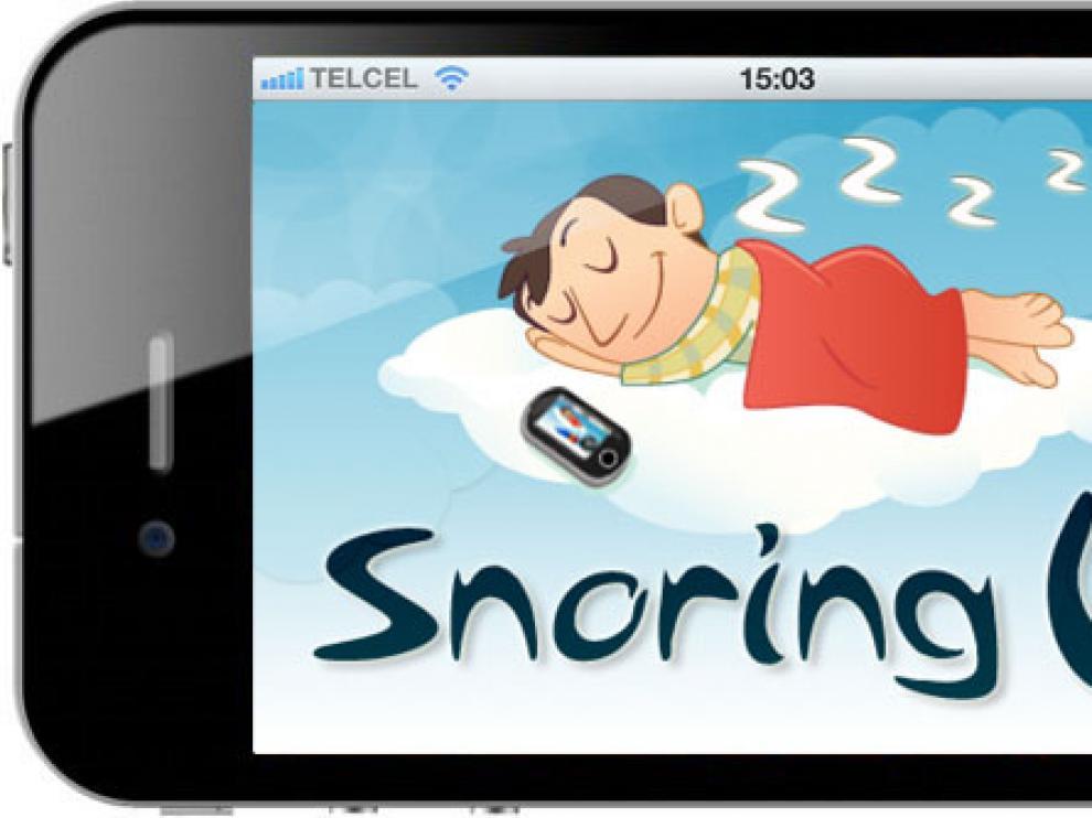 La aplicación más completa de iTunes es Snoring U