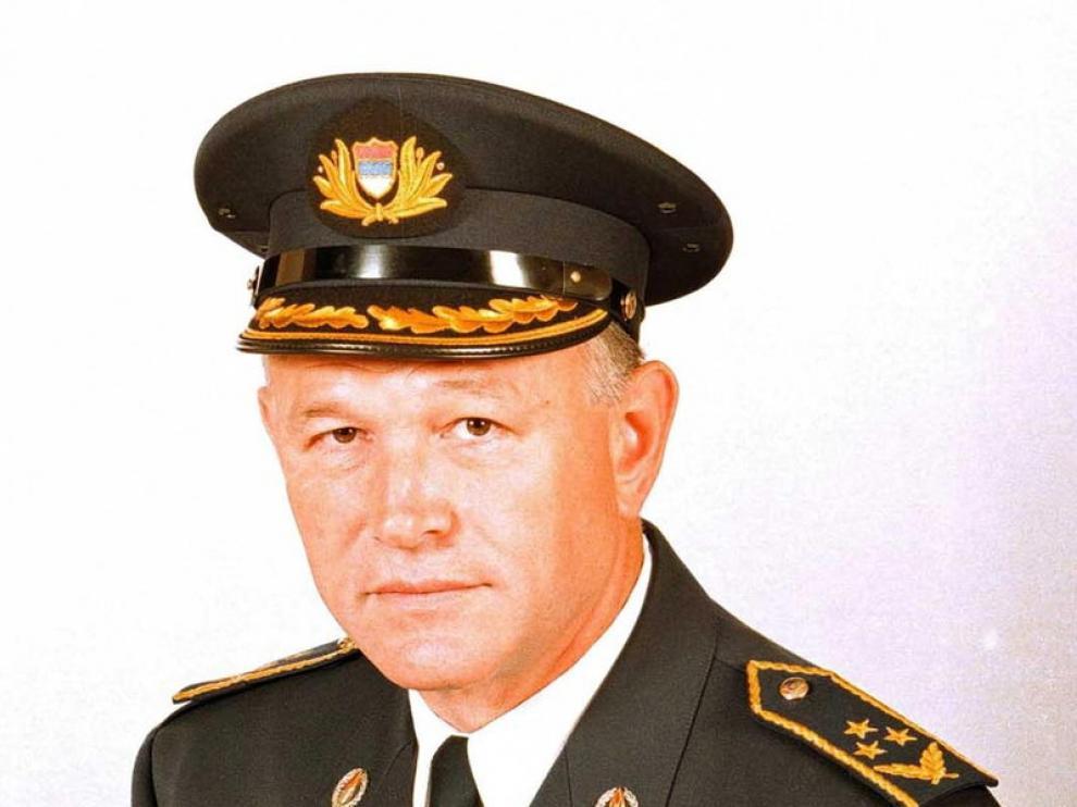 El ex general Vlasimir Djordjevic