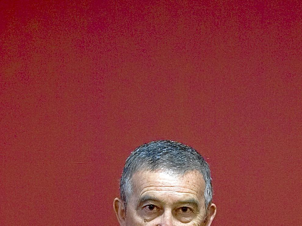 El escritor y experto hernandiano Agustín Sánchez Vidal