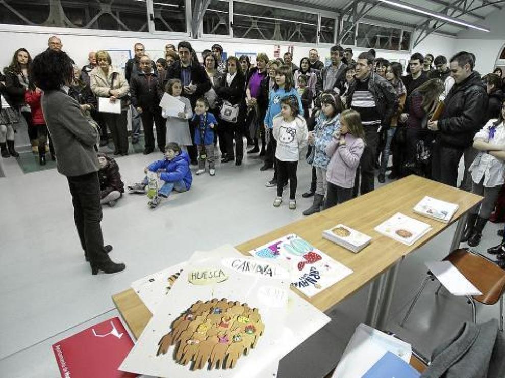 Los premios del cartel de Carnaval se entregaron ayer y se inauguró la exposición en el Matadero.