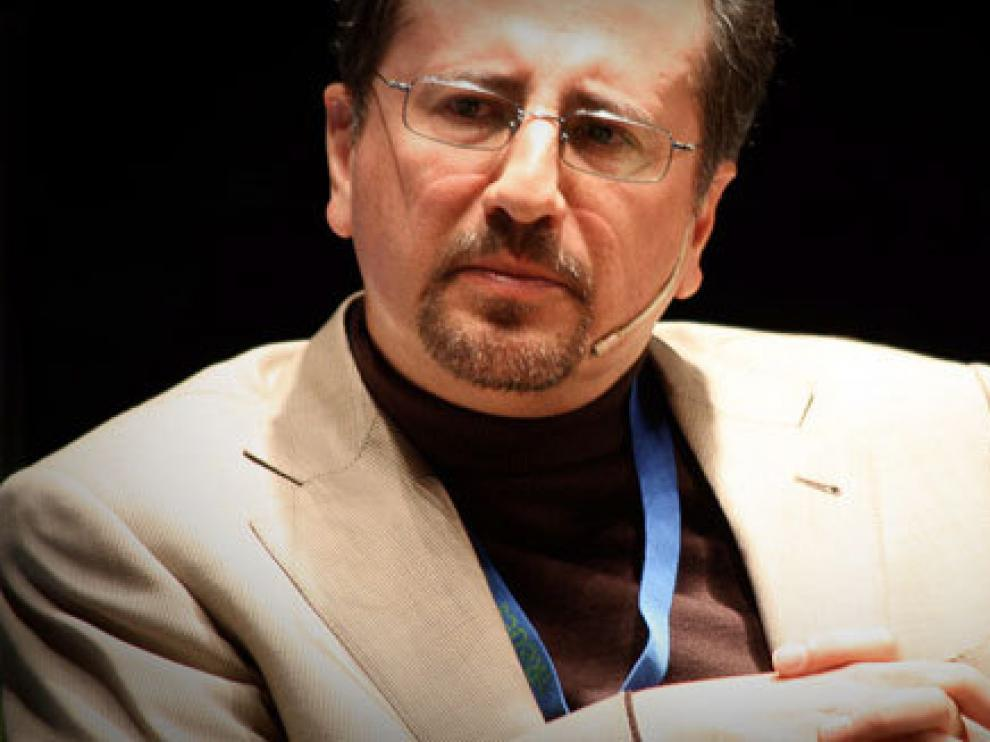 José Luis Orihuela, uno de los ponentes de Iredes