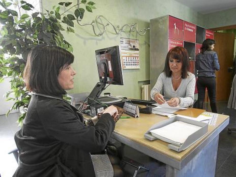 Abierta en el Matadero una sucursal de las oficinas municipales para registro y padrón
