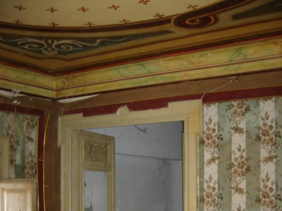 Interior de Casa Puértolas