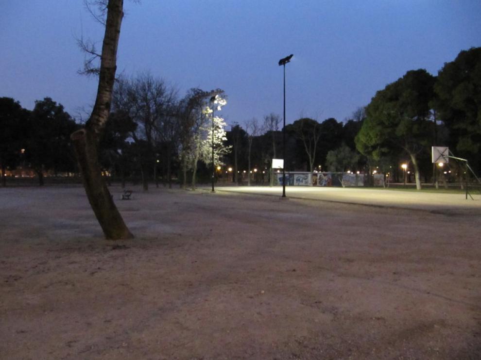 Parque Bruil en una foto de archivo.