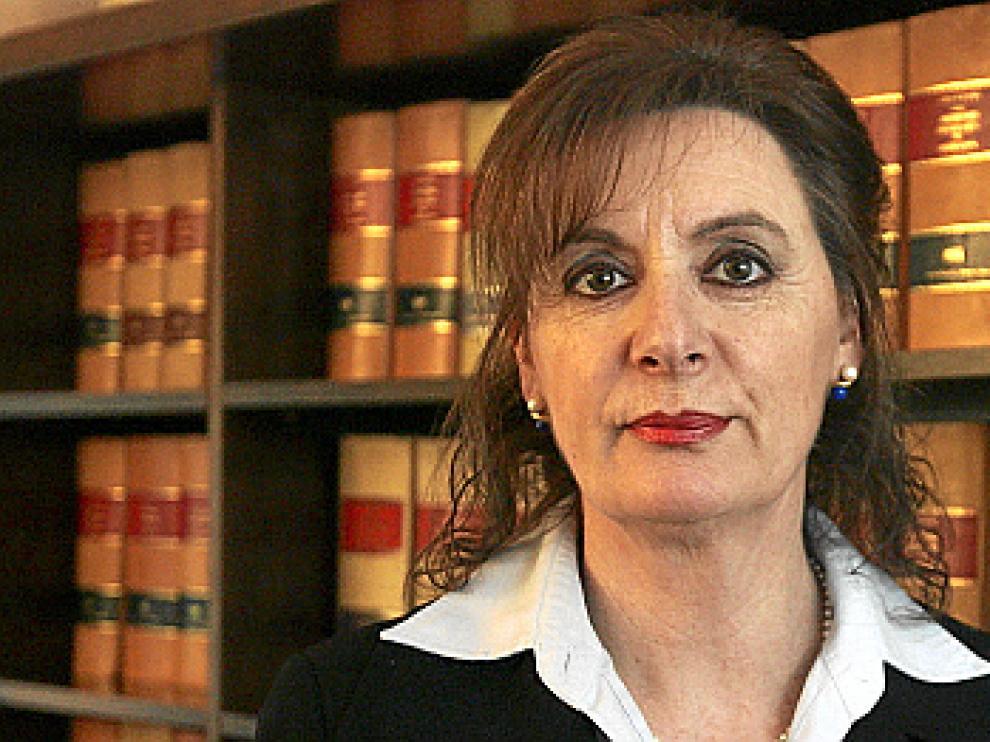 Rosario Ara, alcaldesa de Layes
