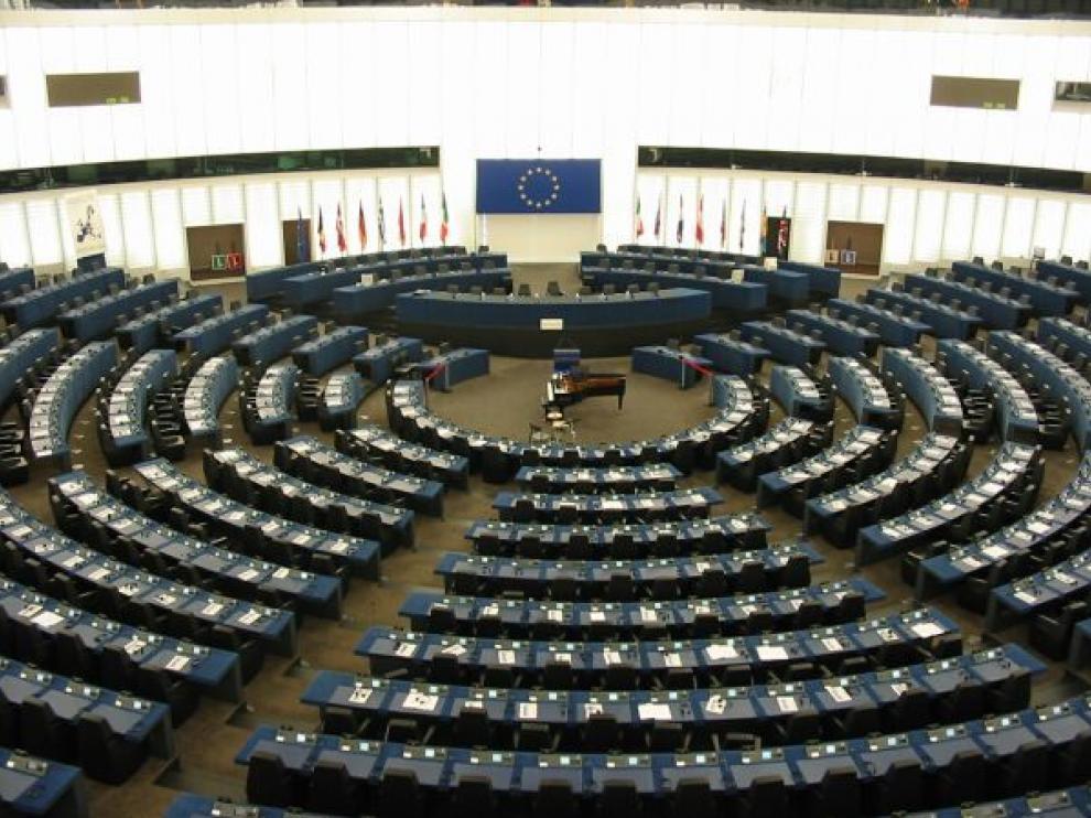 Imagen de archivo del Parlamento Europeo (PE)