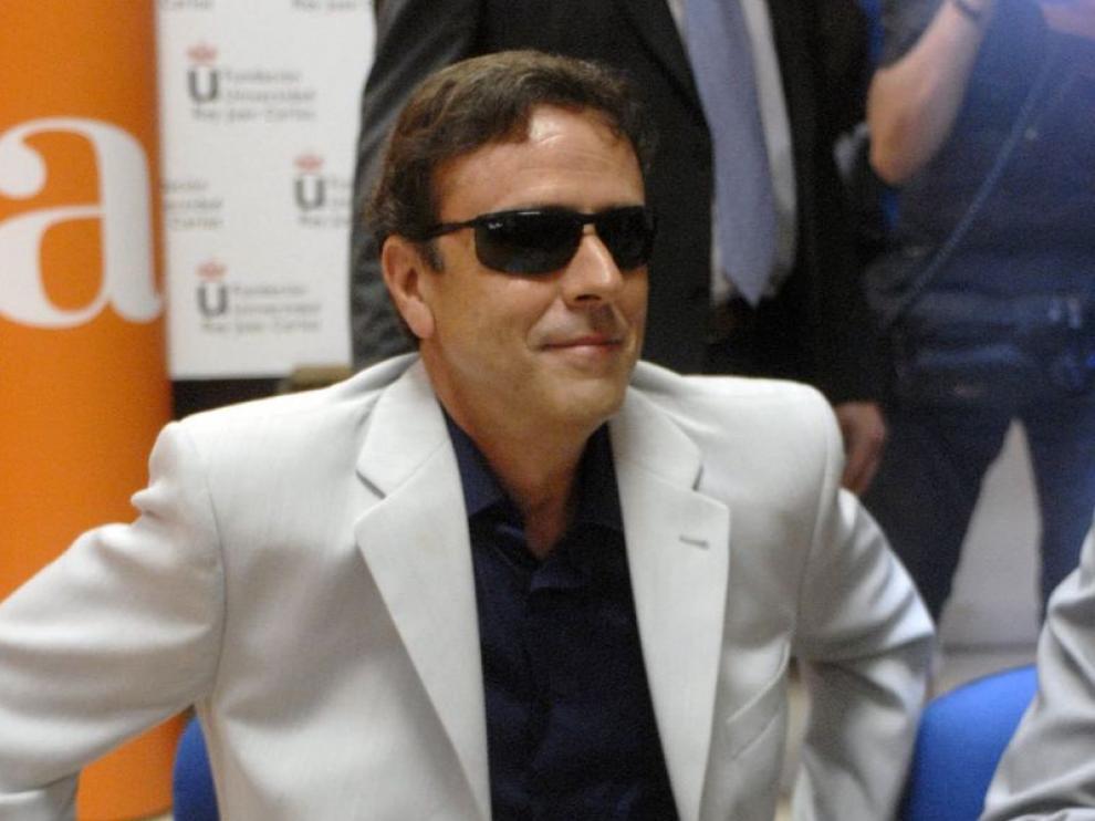 El doctor Eufemiano Fuentes en una foto de archivo