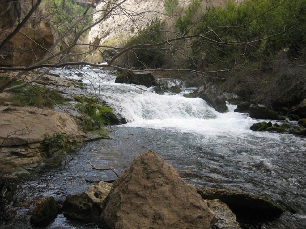El nacimiento del Pitarque es monumento natural desde 2009