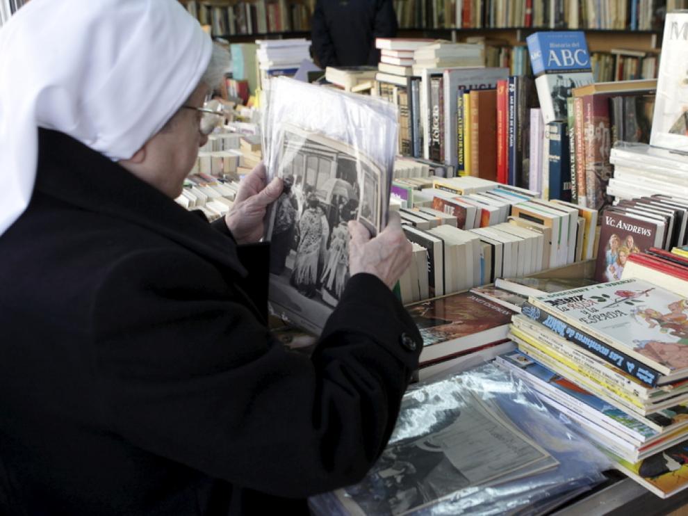 La Feria del Libro Viejo y Antiguo celebra su séptima edición