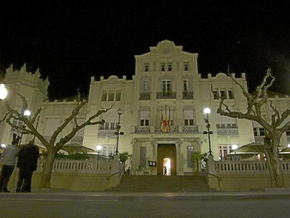 El Casino de Huesca