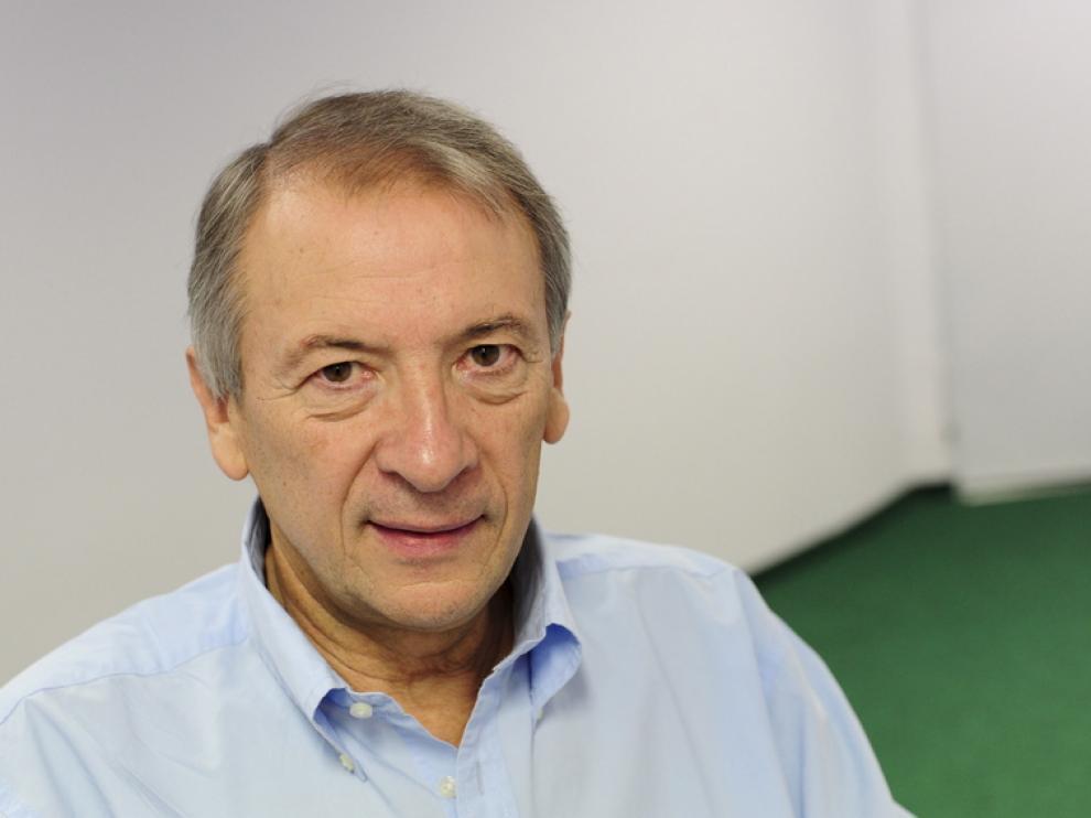 Luis Oro, catedrático de de Química Inorgánica