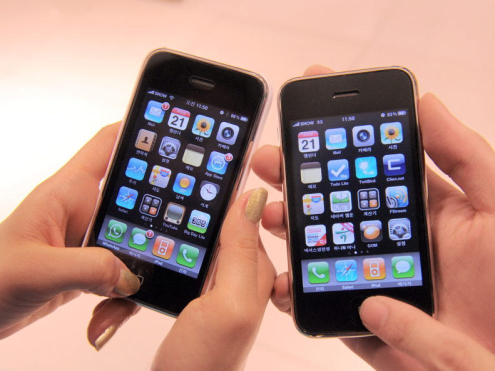 Un móvil bastará para denunciar un delito
